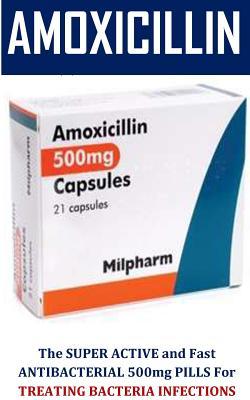 Amoxicillin Cover Image
