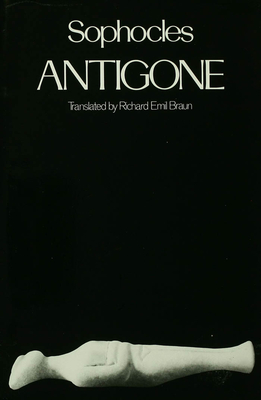 Antigone (Greek Tragedy in New Translations) Cover Image