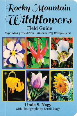 Rocky Mountain Wildflowers Field Guide Cover Image
