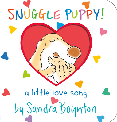 Snuggle Puppy! (Boynton on Board) Cover Image