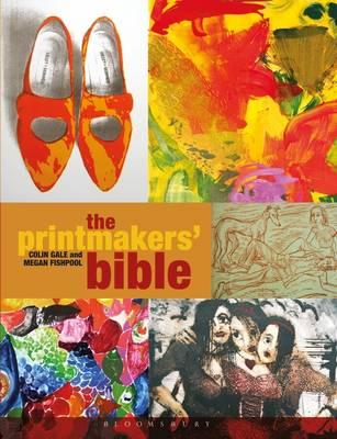 The Printmakers' Bible Cover Image