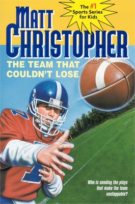 The Team That Couldn't Lose: Who is Sending the Plays That Make the Team Unstoppable? Cover Image