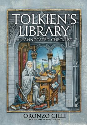 Tolkien's Library: An Annotated Checklist Cover Image