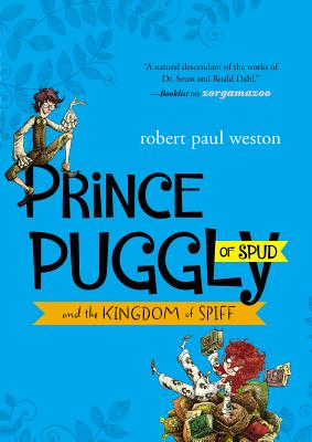 Prince Puggly of Spud and the Kingdom of Spiff Cover