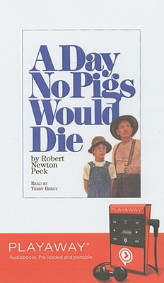 Cover for A Day No Pigs Would Die [With Headphones]
