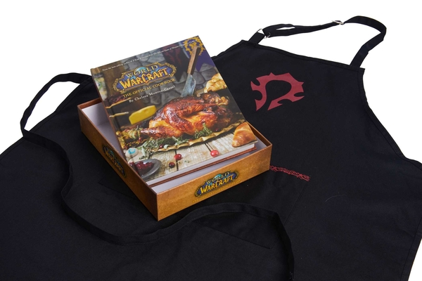 World of Warcraft: The Official Cookbook Gift Set Cover Image