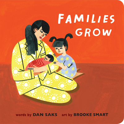 Cover for Families Grow