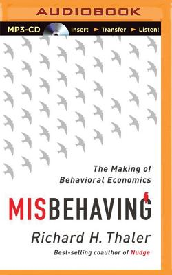 Misbehaving: The Making of Behavioral Economics Cover Image