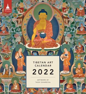 Tibetan Art Calendar 2022 Cover Image