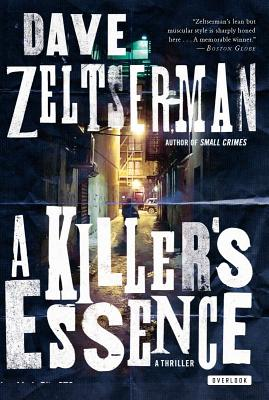 A Killer's Essence Cover