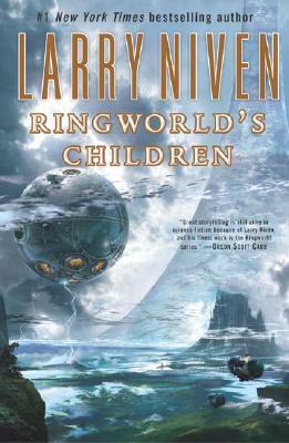 Ringworld's Children Cover