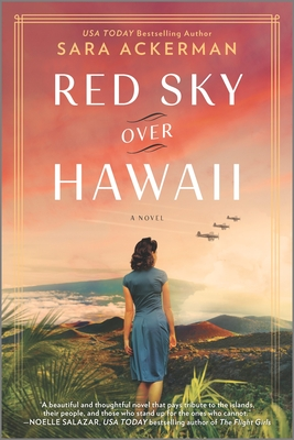 Red Sky Over Hawaii Cover Image