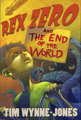 Rex Zero and the End of the World Cover