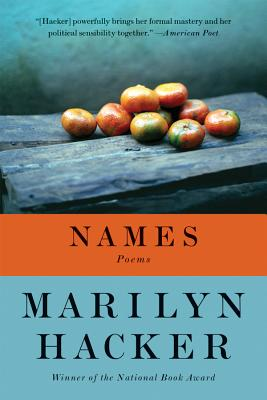 Names: Poems Cover Image