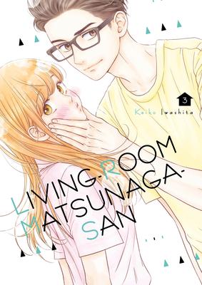 Cover for Living-Room Matsunaga-san 3