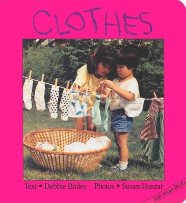 Clothes (Talk-About-Books #4) Cover Image