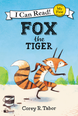 Fox the Tiger (My First I Can Read) Cover Image