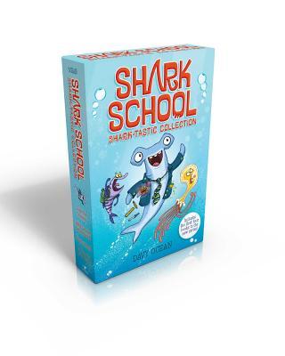 Cover for Shark School Shark-tastic Collection Books 1-4