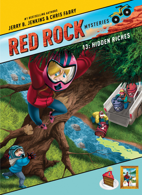 Hidden Riches (Red Rock Mysteries #13) Cover Image