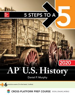 5 Steps to a 5: AP U.S. History 2020 Cover Image