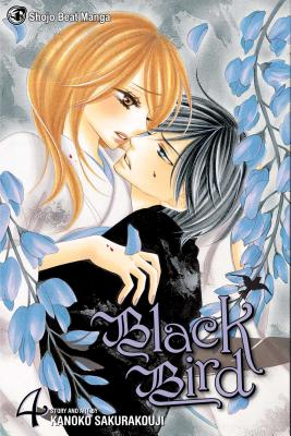 Black Bird, Volume 4 Cover