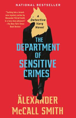 The Department of Sensitive Crimes: A Detective Varg Novel (1) (Detective Varg Series #1) Cover Image