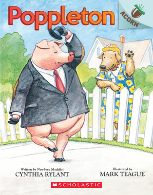 Poppleton: An Acorn Book (Poppleton #1): An Acorn Book Cover Image