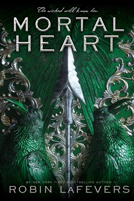Mortal Heart (His Fair Assassin #3) Cover Image