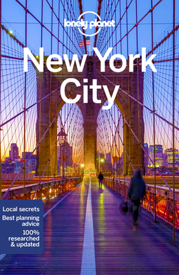 Lonely Planet New York City 11 (Travel Guide) Cover Image
