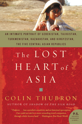 The Lost Heart of Asia (P.S.) Cover Image