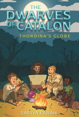 The Dwarves of Catalon: Thordina's Globe Cover Image