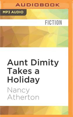Aunt Dimity Takes a Holiday Cover Image