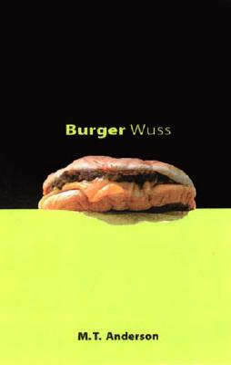 Burger Wuss Cover