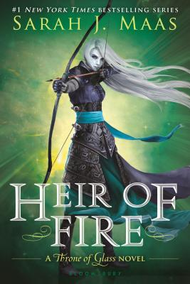 Heir of Fire (Throne of Glass #3) Cover Image