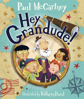 Hey Grandude! cover image