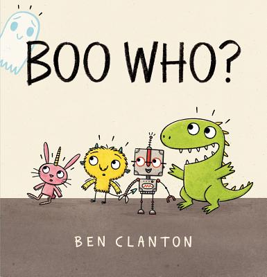 Boo Who? Cover Image