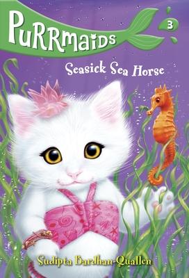 Purrmaids #3: Seasick Sea Horse Cover Image
