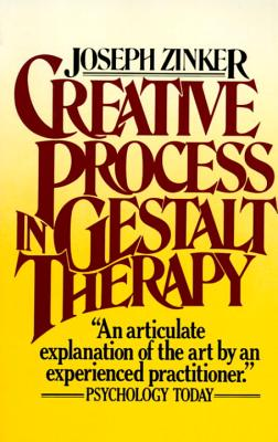 Creative Process in Gestalt Therapy Cover Image