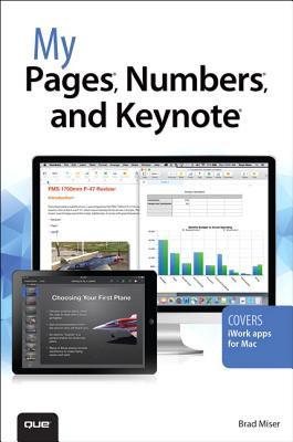 My Pages, Numbers, and Keynote (for Mac and IOS) Cover Image