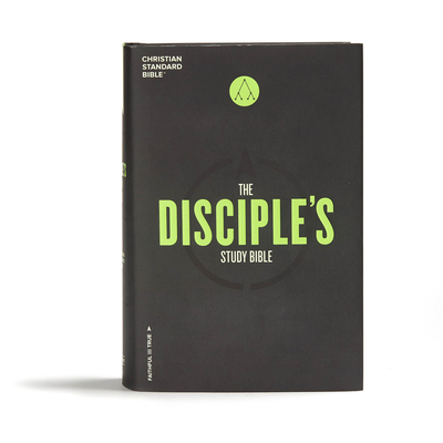 Cover for CSB Disciple's Study Bible, Hardcover