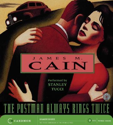 The Postman Always Rings Twice CD: The Postman Always Rings Twice CD Cover Image
