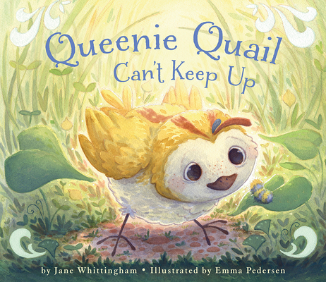 Cover for Queenie Quail Can't Keep Up