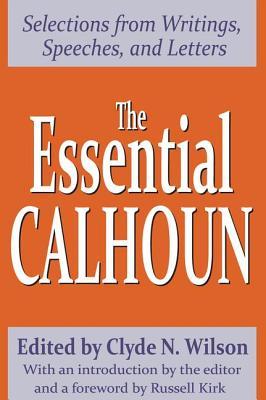 The Essential Calhoun Cover