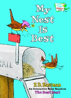 My Nest Is Best Cover