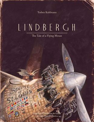 Lindbergh: The Tale of a Flying Mouse (Mouse Adventures) Cover Image