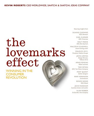The Lovemarks Effect Cover