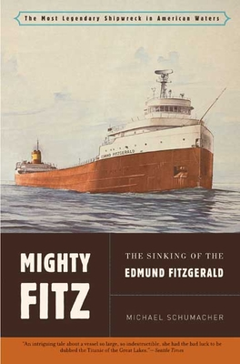 Mighty Fitz: The Sinking of the Edmund Fitzgerald Cover Image
