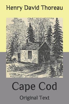 Cape Cod: Original Text Cover Image