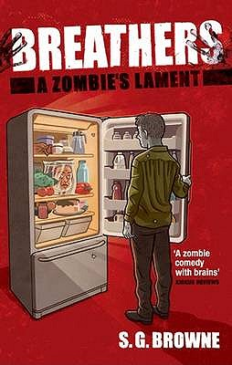 Breathers: A Zombie's Lament Cover Image