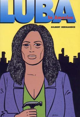 Luba in America Cover